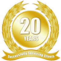 Since 20 years - successfully servicing clients
